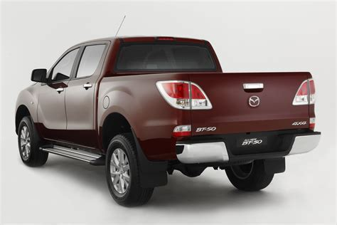 new mazda truck 2011 mazda bt 50 pickup officially unwrapped