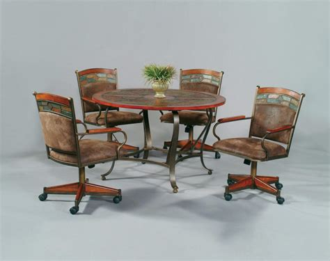 dining room sets with chairs on casters 100 dining room sets with chairs on casters dining