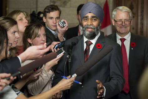 New Federal Cabinet Canada by Appointment Of Four Sikh Cabinet Ministers Shows We