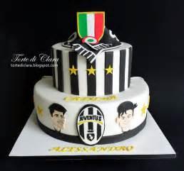 torte clara juventus cake 2