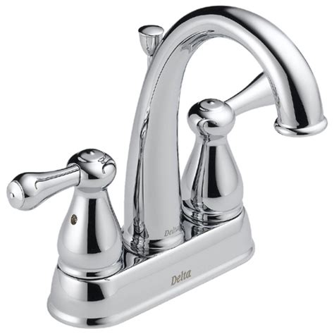 delta 25975lf leland bathroom sink faucet chrome 25975 ebay