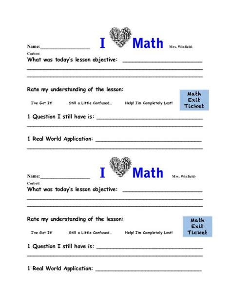 exit ticket template exit ticket template shatterlion info