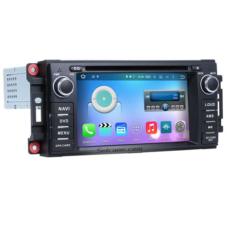 android dvd player android 6 0 aftermarket car bluetooth dvd player for 2008 2009 2010 jeep commander with am fm