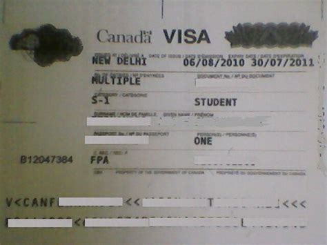 Canada Student Visa new zealand for student visa slideshare