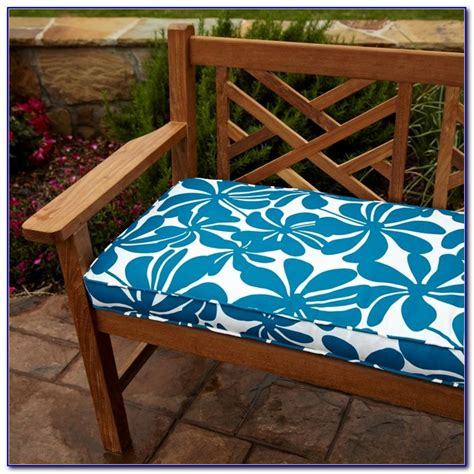 outdoor bench cushions 48 inches 48 inch outdoor bench cushions bench home design ideas