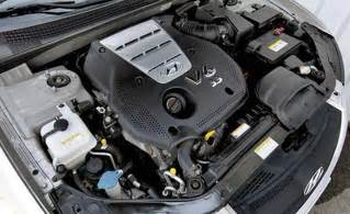 2007 Hyundai Sonata Engine Car And Driver