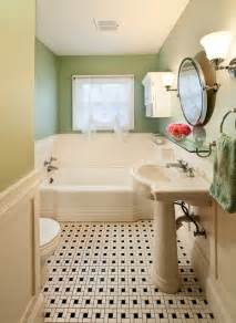 1930s Bathroom Ideas 1930 S Retro Corvallis Bath Traditional Bathroom