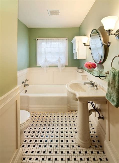 1930 s retro corvallis bath traditional bathroom other metro by powell construction