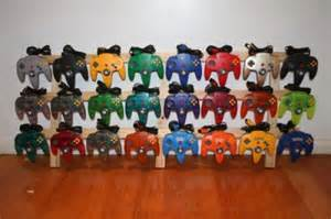 n64 colors every color n64 controller dorkly post