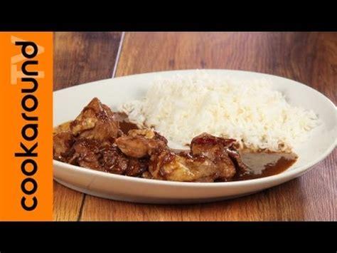 ricette della cucina filippina adobo di pollo tutorial ricetta filippina