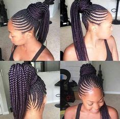 nice braid pattern via narahairbraiding http get the latest afri naptural tripple jumbo braid at luxwig