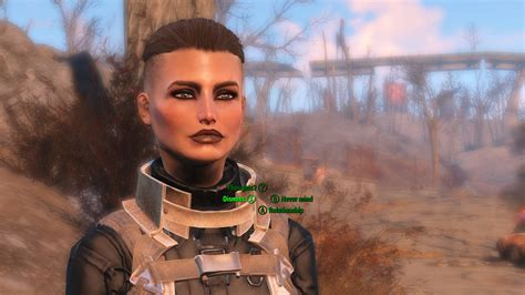fallout 4 character mods female sophie female savegame character fallout 4 mod cheat