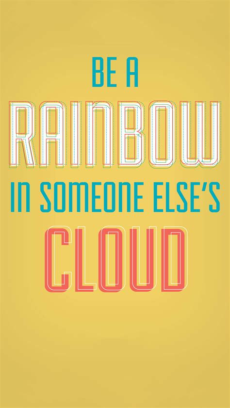 rainbow motivational iphone   hd wallpaper