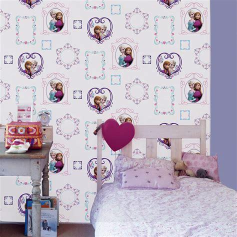 frozen wallpaper room frozen behangpapier voor een superkoele kinderkamer woonmooi