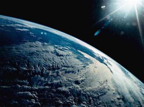 imagenes satelitales de la tierra v 237 deo as 237 se vio la tierra desde el espacio en 2015