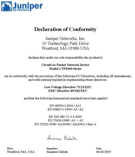 letter of conformance template conformity exles pictures to pin on pinsdaddy