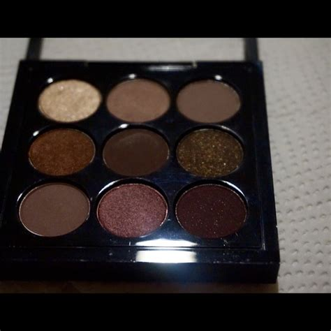 Makeup Mac Palette mac cosmetics le mac x 9 eyeshadow palette from sughuey s closet on poshmark