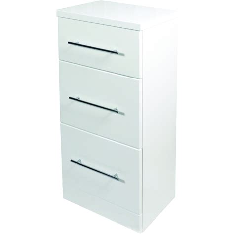 300mm Kitchen Drawer Unit by Suregraft 3 Drawer Unit 350mm X 300mm Gw