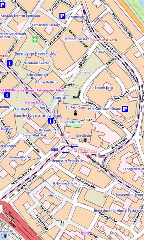 bremen city map bremen offline city map android apps on play