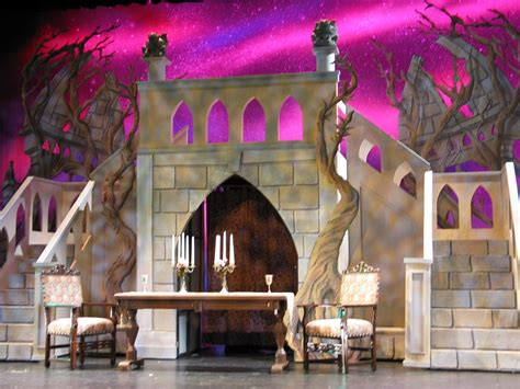 what town is beauty and the beast set in and the beast set 28 images gateway playhouse set
