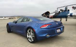 Electric Car Karma Fisker Karma Will Be Relaunched With 2012 Design Updates