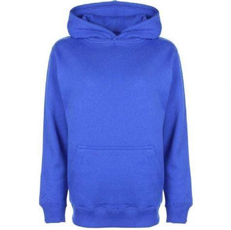 Royal Hoodie Unisex unisex kid s plain hoodie royal blue 8ball hoodies