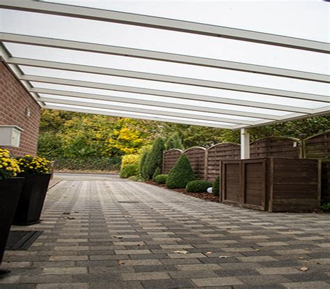 glas carport carports mit glas in bad rappenau
