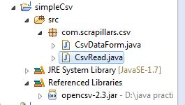 csv format exle java scrapillars following technology read csv file data and