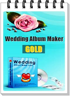 Wedding Album Design Software For Mac by Wedding Album Maker Gold 3 53 Software