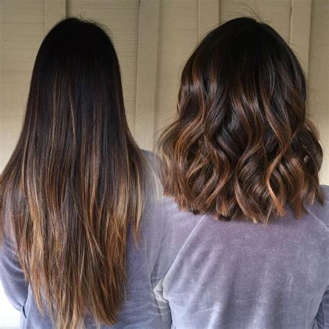 balayage lob 85 best hair color images on pinterest actress jessica