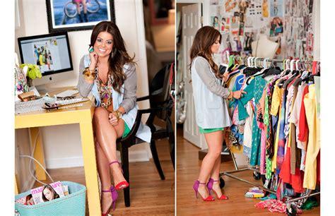 Wardrobe Stylist by Fashion Stylist Melanie Pace The Everygirl