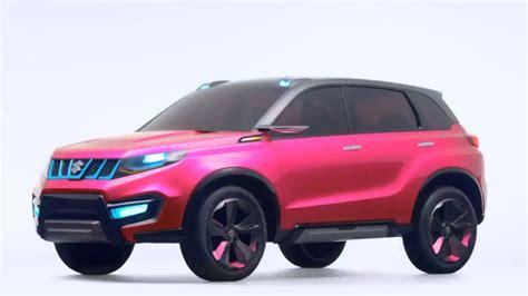 Suzuki Iv4 India Suzuki Iv4 Pink