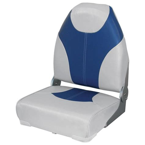 wise fishing boat seats wise 174 high back fishing boat seat 203996 fold down
