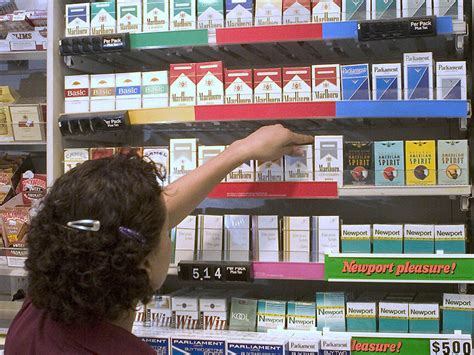 Shops At Target And Smokes by Stores Fight Uphill Battle Against Tobacco Bills Crain S