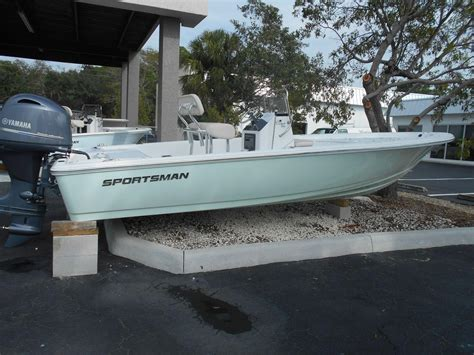 sportsman boats island bay 20 sportsman 20 island bay boats for sale in florida boats