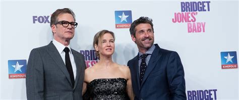 renee zellweger on grey s anatomy patrick dempsey on life after grey s anatomy i have