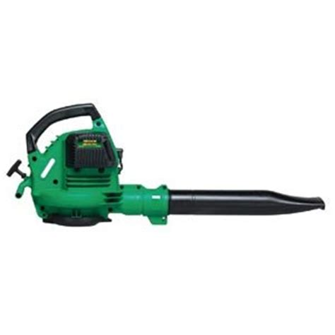 poulan eater bv1850le yard leaf blower vacuum 185 mph