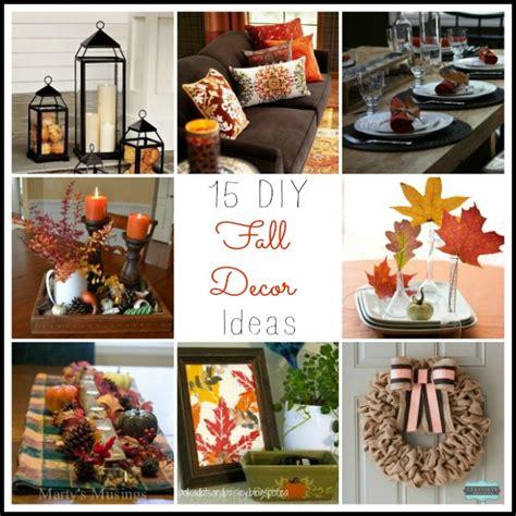 15 diy fall decor ideas parties365