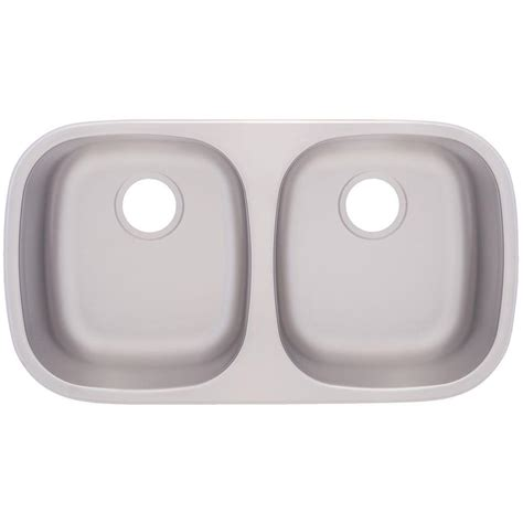 Knop Panci Stainless Mt 31 franke undermount stainless steel 31 37x17 5x8 20 basin kitchen sink fud800bx the