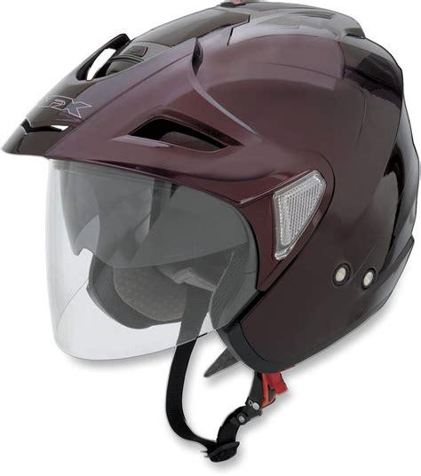afx motocross helmet 109 95 afx mens fx 50 open face helmet 2014 196080