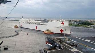 navy hospital ship comfort meet the usns comfort navy hospital ship that has treated