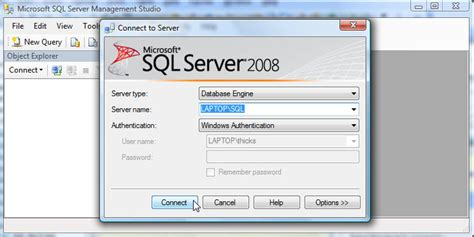 sql express query tutorial tutorial microsoft sql server 2008 express advanced install