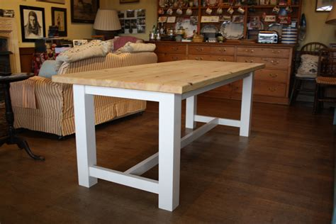 Workshop Tables by Farmhouse Table The Wooden Workshop Bton