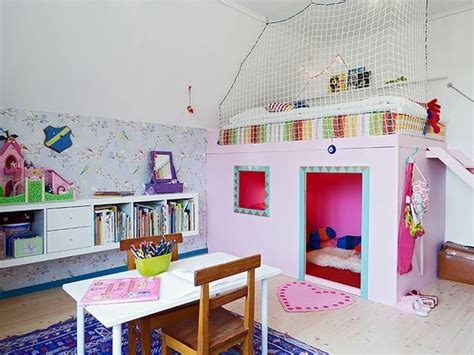 How To Make A Small Kids Bedroom Look Bigger 25 Amazing Loft Ideas Beds And Playrooms Design Dazzle