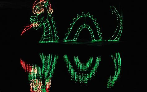 southern lights holiday festival kentucky horse park