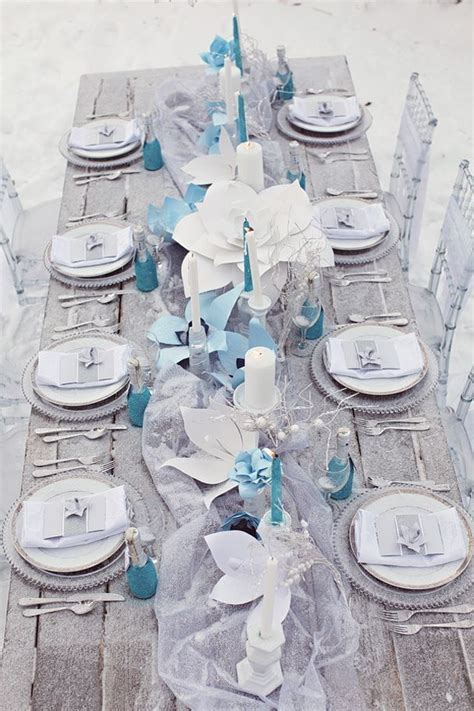 66 best images about Baby blue white and silver wedding on