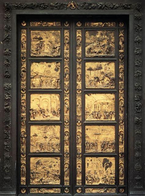 Ghiberti Doors by Lorenzo Ghiberti Eastern Door Of The Baptistry In