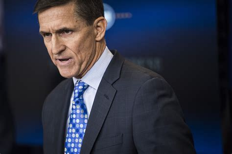 michael flynn fired by obama and resigned to donald trump