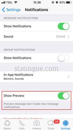 membuat whatsapp tidak terlihat  akun privat