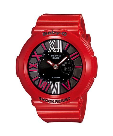 Wanita Karet Digital Merah jam tangan casio wanita dengan tali karet merah